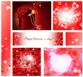 Valentine collection — Stock Vector