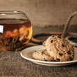 Tea cookies - Stock Photo
