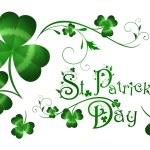 St.Patrick day — Stock Vector