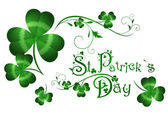 St.Patrick day — Vector de stock