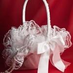 Bridal basket — Stock Photo #5348768