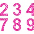 Royalty-Free Stock Vector Image: Numbers