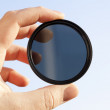 Optical filter — Stock Photo