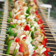Stock Photo: Brochette