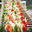 Brochette - Stock Photo