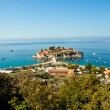 Sveti Stefan, Montenegro - Stock Photo