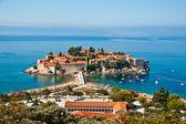 Sveti Stefan, Montenegro — Stock Photo