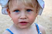 Litlle chica — Foto de Stock
