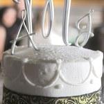Wedding Cake — Stock Photo #4661517