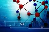 Molecules — Stock Photo