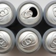 Beer cans — Stock Photo