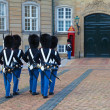 Stock Photo: Changing of Guard Ceremony