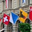 Stock Photo: Swiss National Day in Zurich