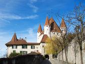 Thun castle — Stock Photo
