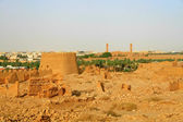 Ruins of Diriyah — Stock Photo