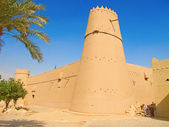 Al Masmak fort — Stock Photo