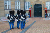 Changing of the Guard Ceremony — Stock Photo