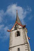 Wieży klasztoru św — Zdjęcie stockowe