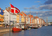 Kodaň — Stock fotografie