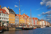 Kopenhaga — Zdjęcie stockowe