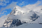 Eiger. North face — Stock Photo
