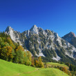Autumn in alps — Stock Photo #4924754