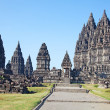 Hindu temple Prambanan — Stock Photo #5096754