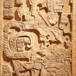 Old mexican relief — Stock Photo #5247712