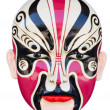 Chinese opera mask — Stock Photo