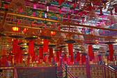 Man Mo temple — Stock Photo
