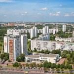 Minsk city — Stock Photo #5327792