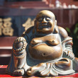 Lucky buddha — Stock Photo