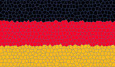 German colors — 图库照片