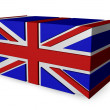 Union jack — Stock Photo #5322266