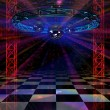 Dance floor — Stockfoto