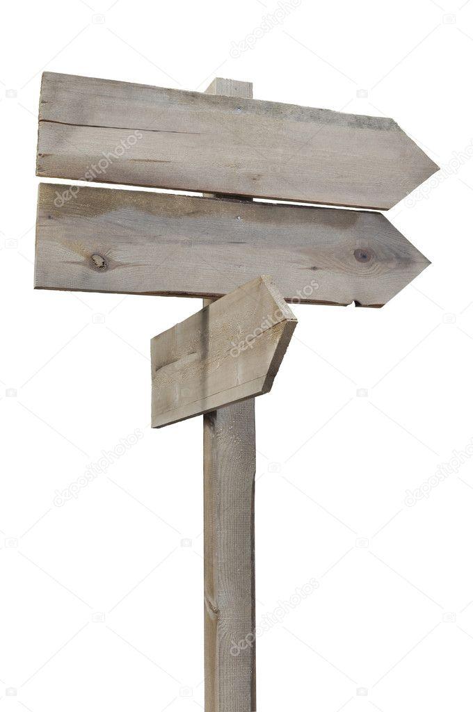 Panneau de signalisation u2014 Photographie Surovtseva u00a9 #4827920 # Panneau Signalisation Bois