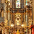 Interior of ancient church — Stock Photo #4192804