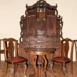 Ancient furniture - Stockfoto