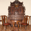 Ancient furniture - Foto Stock