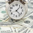Time - money. Business concept. — Stock Photo #4193207