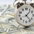 Time - money. Business concept. — Stock Photo #4193209