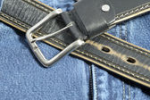 Jeans detail — Stock Photo