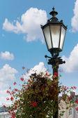 старый фонарь — Стоковое фото