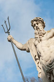 Statue Neptun — Stock Photo