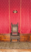 Throne — Stockfoto