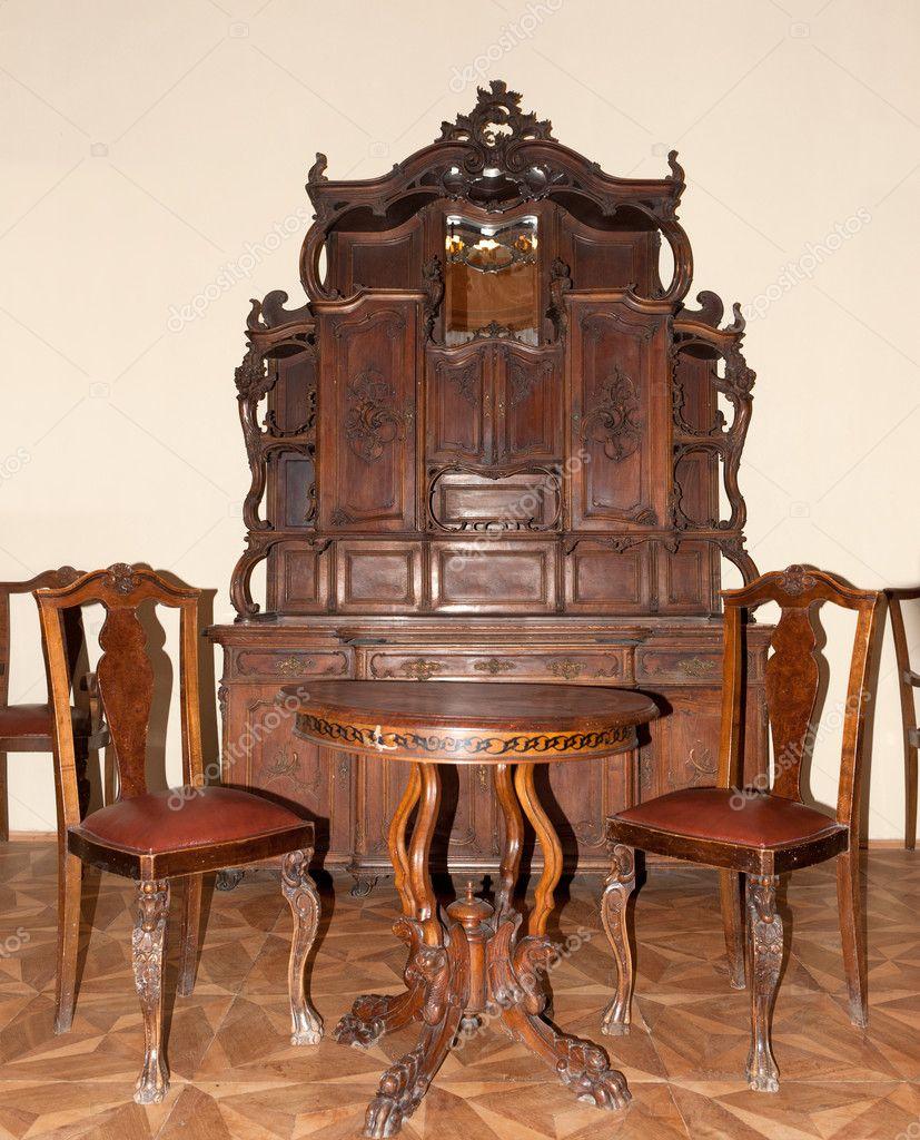 1000 images about ancient furniture on pinterest rare - Fotos de muebles antiguos ...