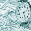 Time - money. Business concept. — Stock Photo #5198776