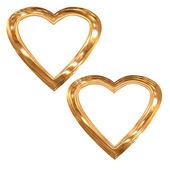 Heart - frame — Foto de Stock