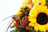 Sonnenblumen bouquet — Stockfoto