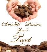 Chocolate Dream — Stock Photo